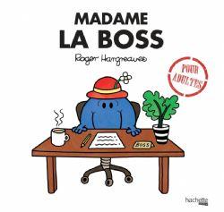 MR. MEN AND LITTLE MISS -  LA BOSS -  POUR ADULTES
