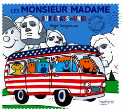 MR. MEN AND LITTLE MISS -  LES MONSIEUR MADAME AUX ETATS-UNIS