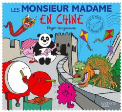 MR. MEN AND LITTLE MISS -  LES MONSIEUR MADAME EN CHINE