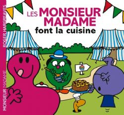 MR. MEN AND LITTLE MISS -  LES MONSIEUR MADAME FONT LA CUISINE