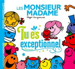 MR. MEN AND LITTLE MISS -  TU ES EXCEPTIONNEL