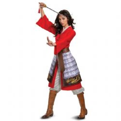 MULAN -  MULAN COSTUME (ADULT) -  DISNEY'S PRINCESSES