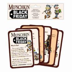 MUNCHKIN -  BLACK FRIDAY (ENGLISH)