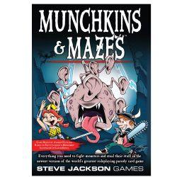 MUNCHKIN -  MUNCHKINS & MAZES (ENGLISH)