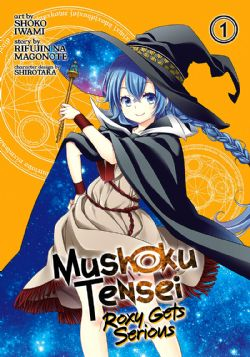 MUSHOKU TENSEI -  (ENGLISH V.) -  ROXY GETS SERIOUS 01