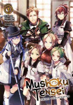 MUSHOKU TENSEI, JOBLESS REINCARNATION -  -NOVEL- (ENGLISH V.) 01