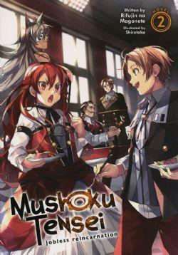 MUSHOKU TENSEI, JOBLESS REINCARNATION -  -NOVEL- (ENGLISH V.) 02