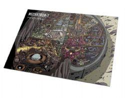 MUTANT YEAR ZERO -  MECHATRON 7 MAP (ENGLISH)