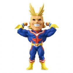 MY HERO ACADEMIA -  ALL MIGHT FIGURE (3 INCH) -  WORLD COLLECTIBLE FIGURE