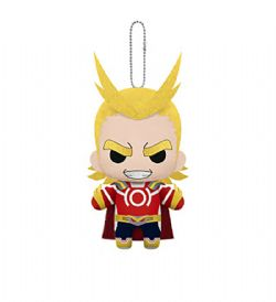 MY HERO ACADEMIA -  ALL MIGHT PLUSH KEYCHAIN (YOUNG VERSION) (7 INCH)