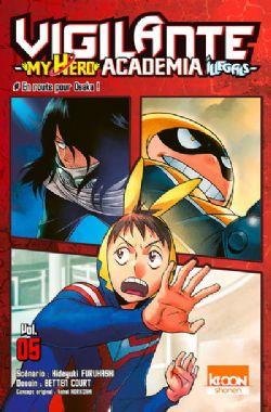 MY HERO ACADEMIA -  EN ROUTE POUR OSAKA ! -  VIGILANTE 05