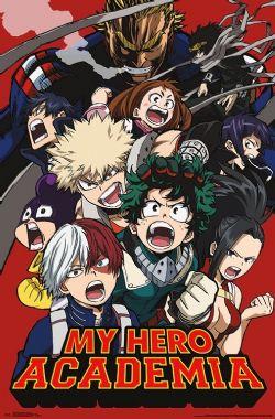 MY HERO ACADEMIA -