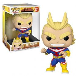 MY HERO ACADEMIA -  POP! VINYL FIGURE OF ALL MIGHT (10 INCH) 821