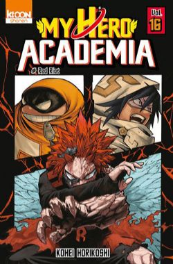 MY HERO ACADEMIA -  RED RIOT 16