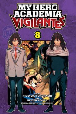 MY HERO ACADEMIA -  (V.A.) -  VIGILANTE 08