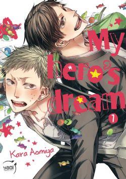 MY HERO'S DREAM -  (FRENCH V.) 01