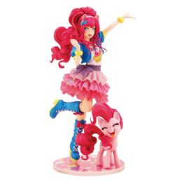 MY LITTLE PONY -  PINKIE PIE STATUE (8.2INCHES) -  BISHOUJO