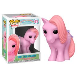 MY LITTLE PONY -  POP! VINYL FIGURE OF COTTON CANDY (4 INCH) -  RETRO TOYS 61