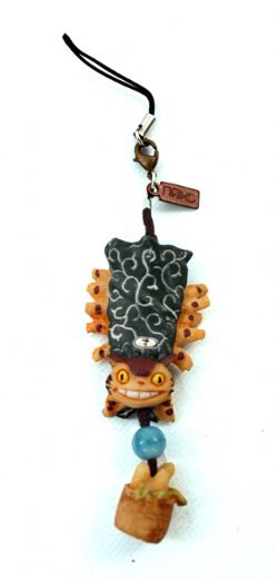 MY NEIGHBOR TOTORO -  CATBUS CELLPHONE STRAP