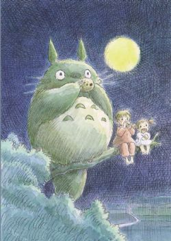 MY NEIGHBOR TOTORO -  JOURNAL