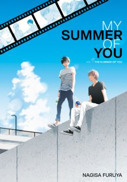 MY SUMMER OF YOU -  (ENGLISH V.) 01