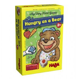 MY VERY FIRST GAMES -  HUNGRY AS A BEAR (MULTILINGUAL)