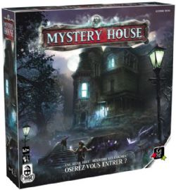MYSTERY HOUSE : OSEREZ-VOUS ENTRER ? (FRENCH)