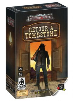 MYSTERY HOUSE -  RETOUR À TOMBSTONE (FRENCH)