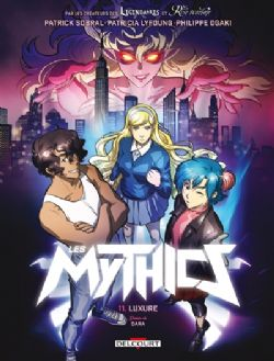 MYTHICS, LES -  LUXURE 11