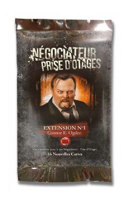 NÉGOCIATEUR PRISE D'OTAGES -  EXTENSIONS CONNOR E. OGDEN (FRENCH) 1