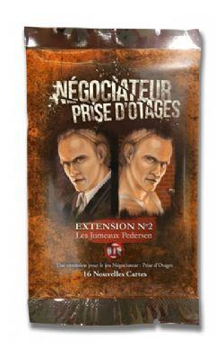 NÉGOCIATEUR PRISE D'OTAGES -  EXTENSIONS LES JUMEAUX PEDERSON (FRENCH) 2