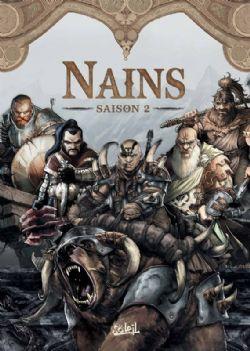 NAINS -  COFFRET DE LA SAISON 2(TOME 6-10)