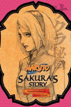 NARUTO -  -NOVEL- SAKURA'S STORY (ENGLISH V.) -  NARUTO NOVELS