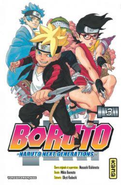 NARUTO -  NARUTO NEXT GENERATION -  BORUTO 03