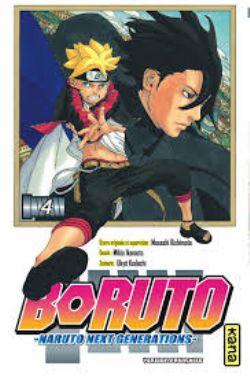 NARUTO -  NARUTO NEXT GENERATION -  BORUTO 04