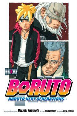 NARUTO -  NARUTO NEXT GENERATION -  BORUTO 06