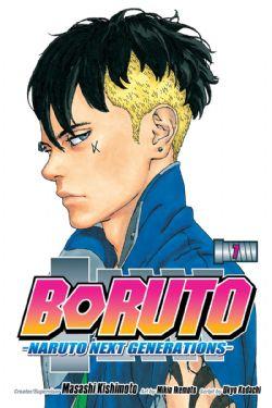 NARUTO -  NARUTO NEXT GENERATION -  BORUTO 07