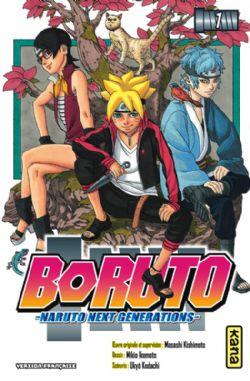 NARUTO -  PACK NARUTO NEXT GENERATION (TOME 01 À 03) -  BORUTO