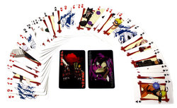 NARUTO -  PLAYING CARDS -  NARUTO SHIPPUDEN