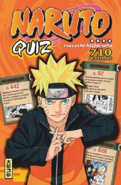 NARUTO -  QUIZ - 710 QUESTIONS -  NARUTO SHIPPUDEN