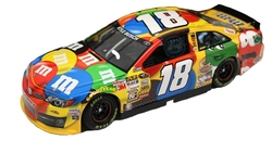 NASCAR -  KYLE BUSCH #18 M&M'S ''2015 SPRINT CUP SERIES CHAMPION'' 1/24 -  NASCAR 2015