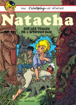 NATACHA -  SUR LES TRACES DE L'ÉPERVIER BLEU 23