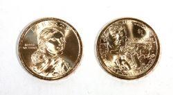 NATIVE AMERICAN 1 DOLLAR -  2018