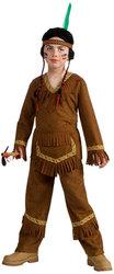 NATIVE AMERICAN -  NATIVE AMERICAN BOY COSTUME (CHILD)