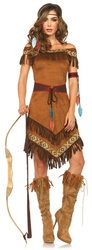 NATIVE AMERICAN -  NATIVE PRINCESSE COSTUME