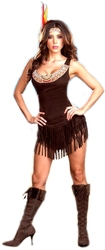 NATIVE AMERICAN -  POCAHOTTIE COSTUME