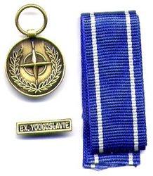 NATO MEDAL - EX YUGOSLAVIA