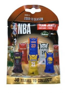 NBA -  NBA TEAM JERSEYS LUCKY BAGS (24CT) 9475