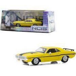 NCIS -  1970 DODGE CHALLENGER R/T - 1:43 SCALE