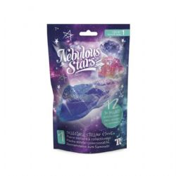 NEBULOUS STARS -  COLLECTIBLE STELLAR STONE 01